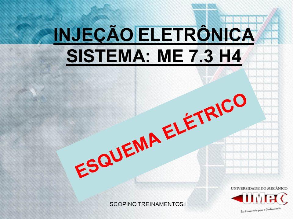 INJEÇÃO ELETRÔNICA SISTEMA: ME 7.3 H4