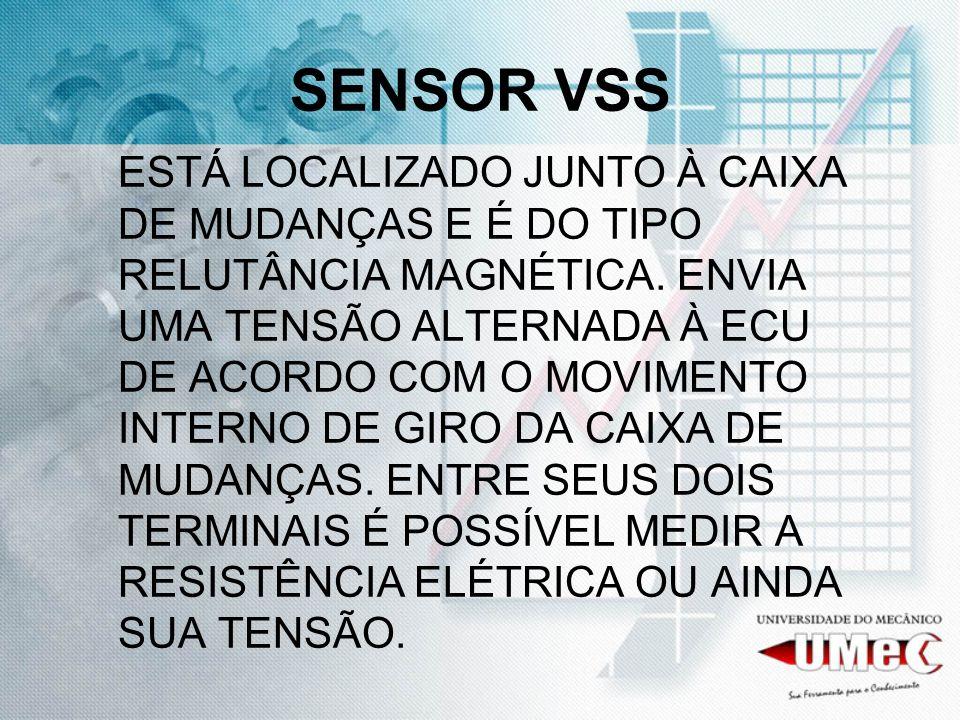 SENSOR VSS