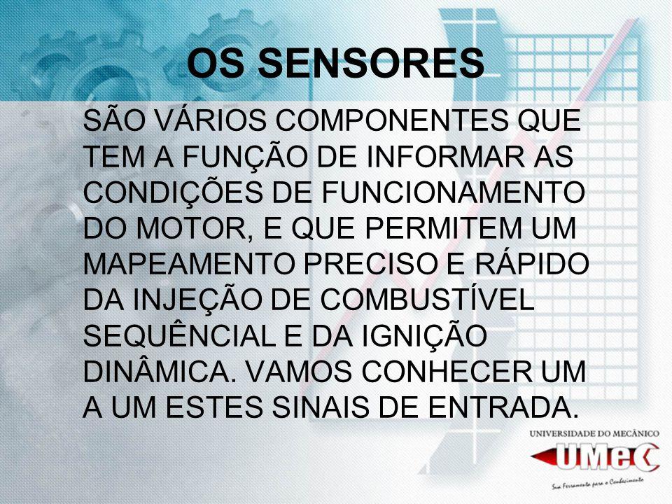 OS SENSORES