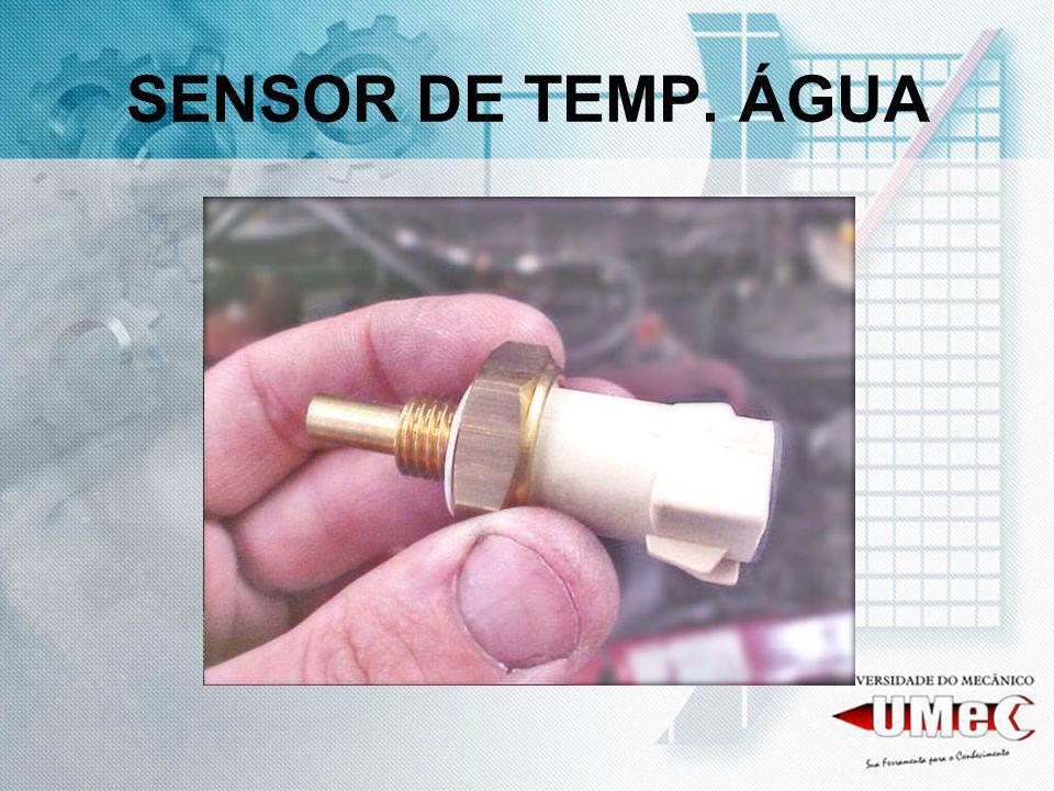 SENSOR DE TEMP. ÁGUA