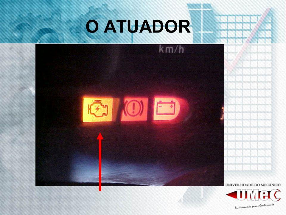 O ATUADOR