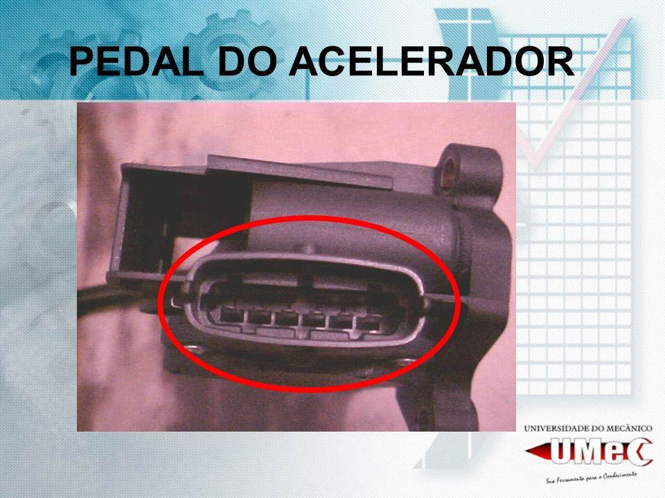 PEDAL DO ACELERADOR