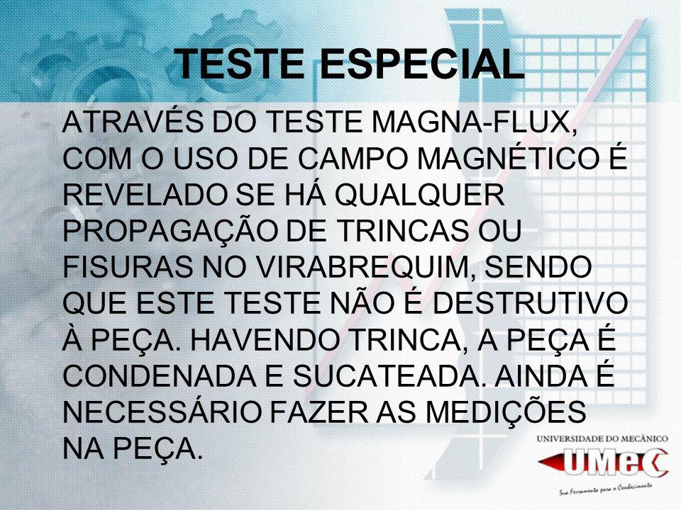 TESTE ESPECIAL