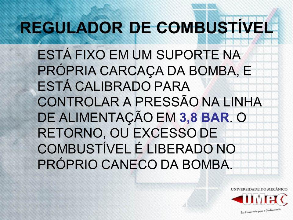 REGULADOR DE COMBUSTÍVEL