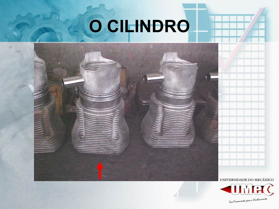O CILINDRO