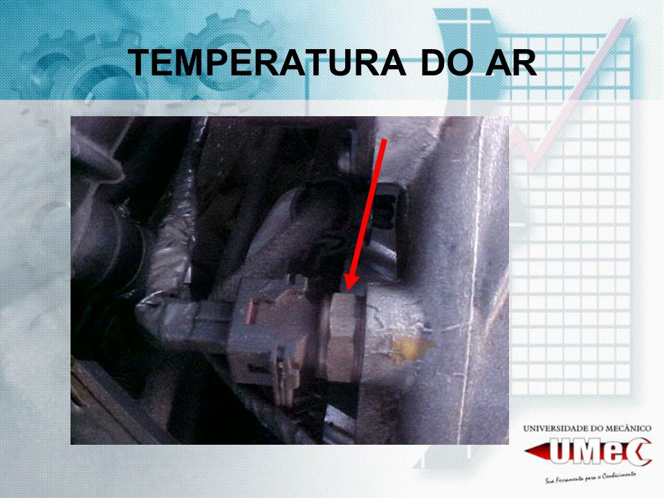TEMPERATURA DO AR