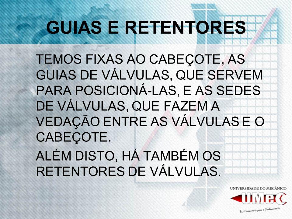 GUIAS E RETENTORES