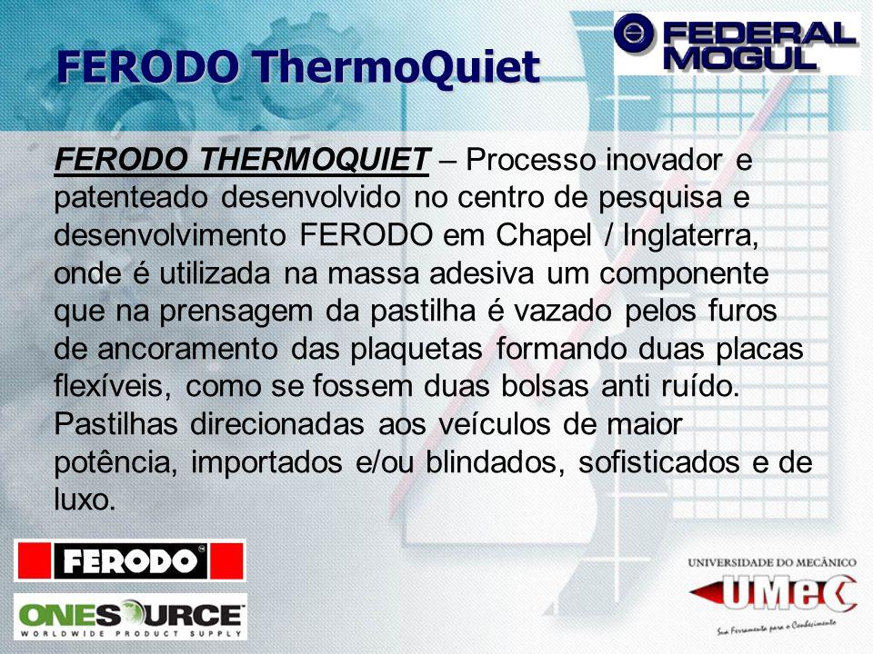 FERODO ThermoQuiet