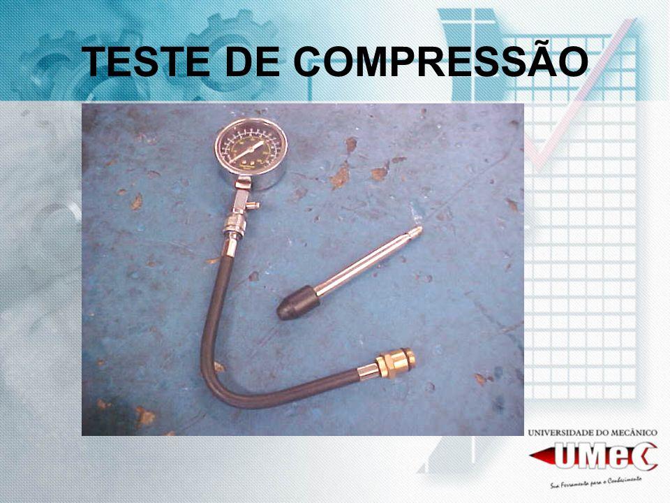 TESTE DE COMPRESSÃO