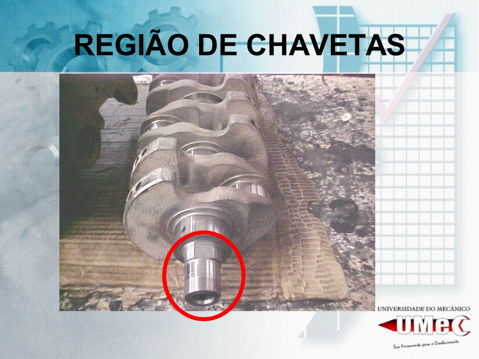 REGIÃO DE CHAVETAS