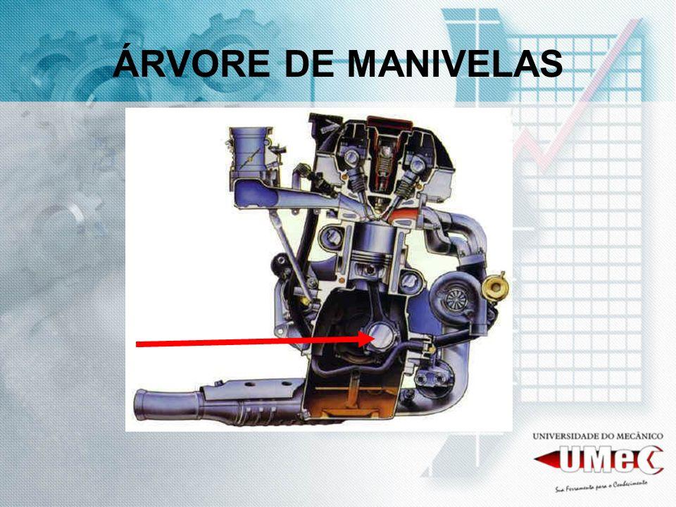 ÁRVORE DE MANIVELAS