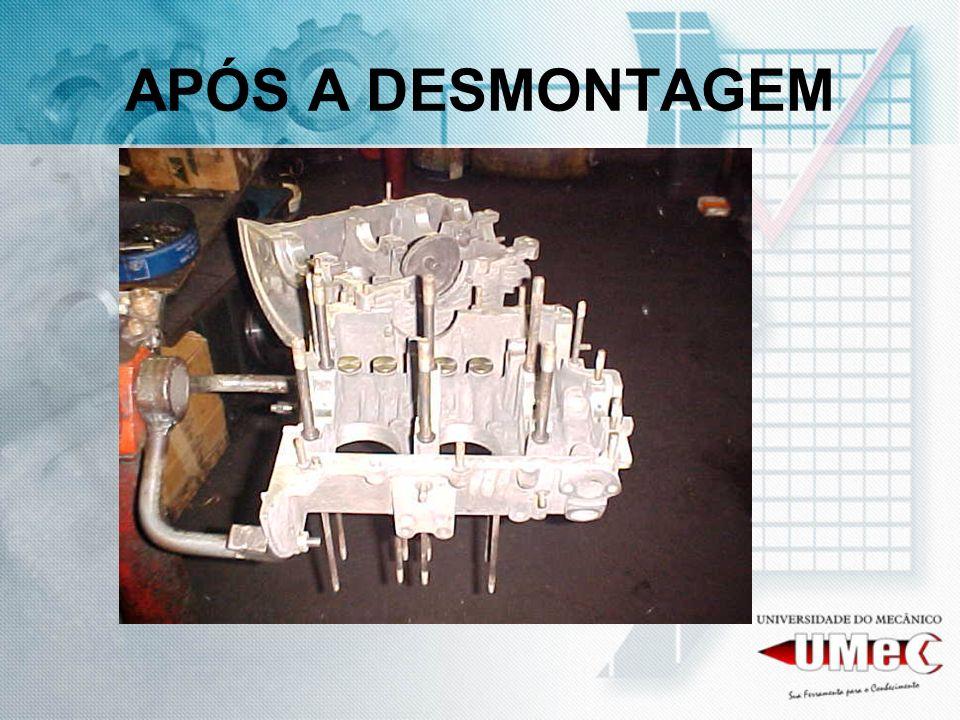 APÓS A DESMONTAGEM