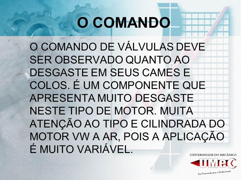 O COMANDO