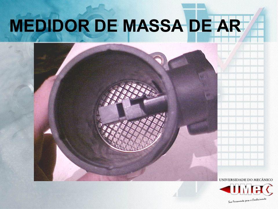 MEDIDOR DE MASSA DE AR