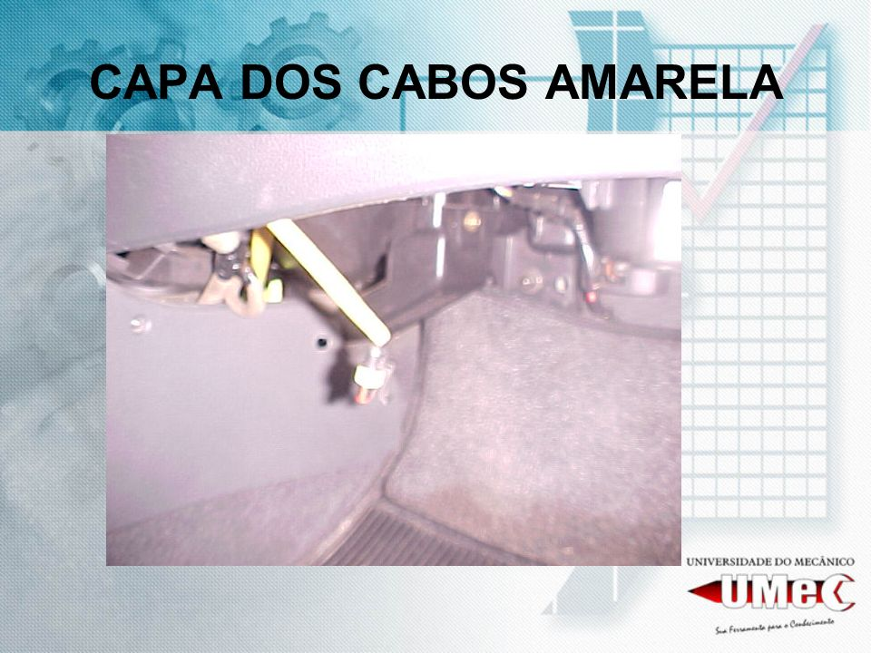 CAPA DOS CABOS AMARELA