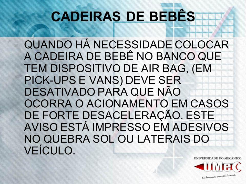 CADEIRAS DE BEBÊS