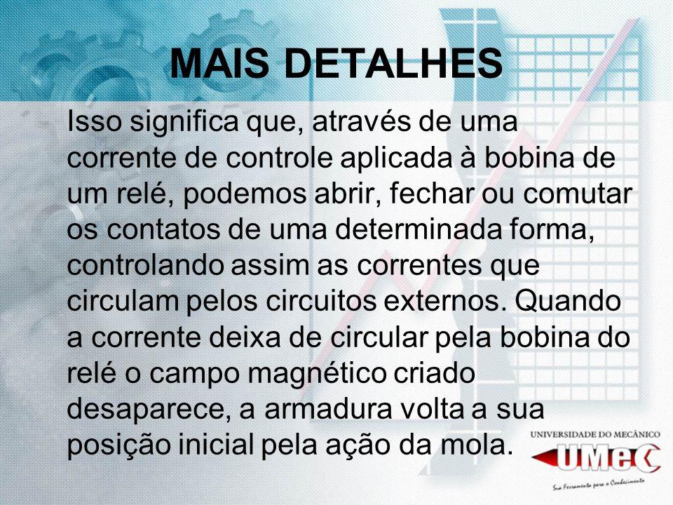MAIS DETALHES