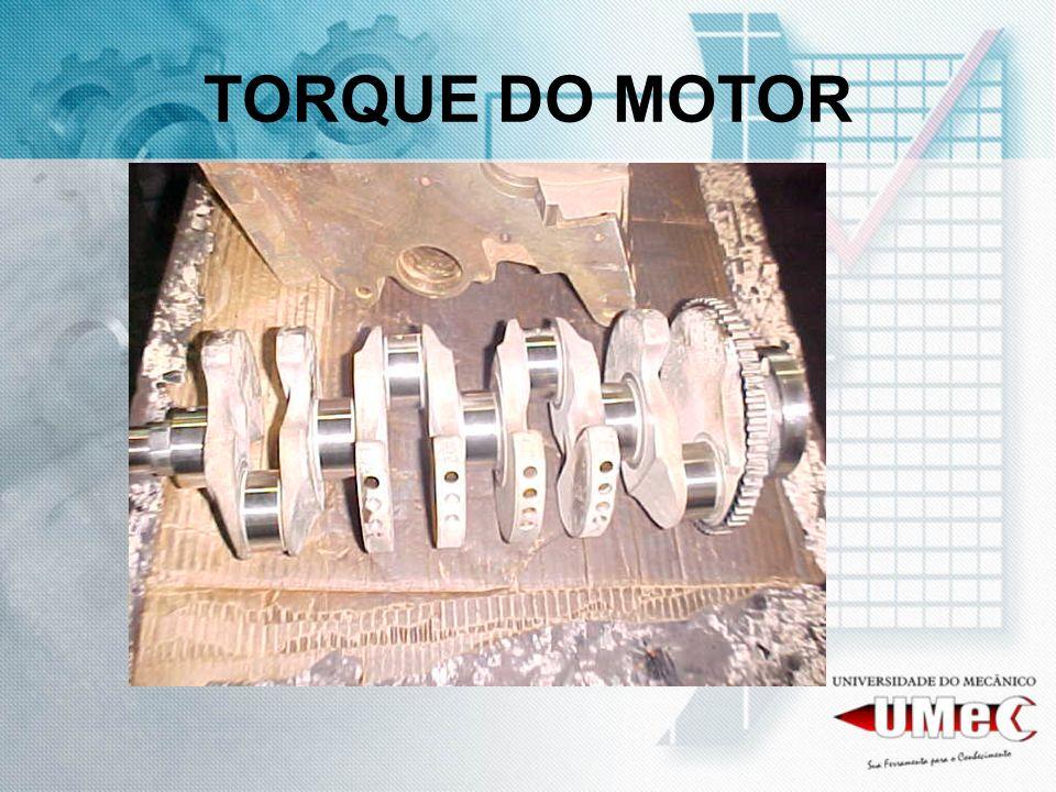 TORQUE DO MOTOR