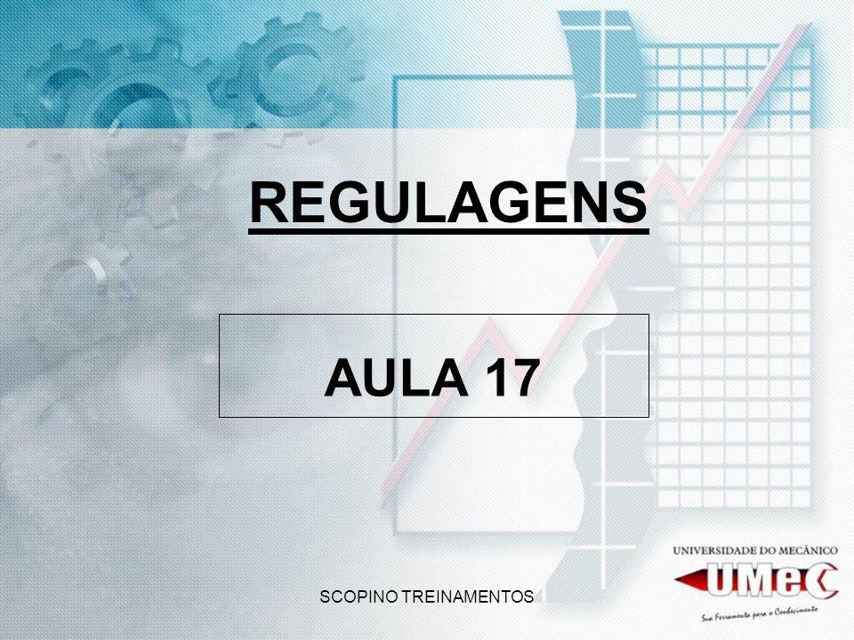 REGULAGENS AULA 17 SCOPINO TREINAMENTOS