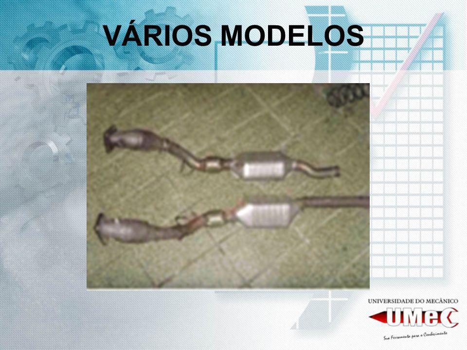 VÁRIOS MODELOS