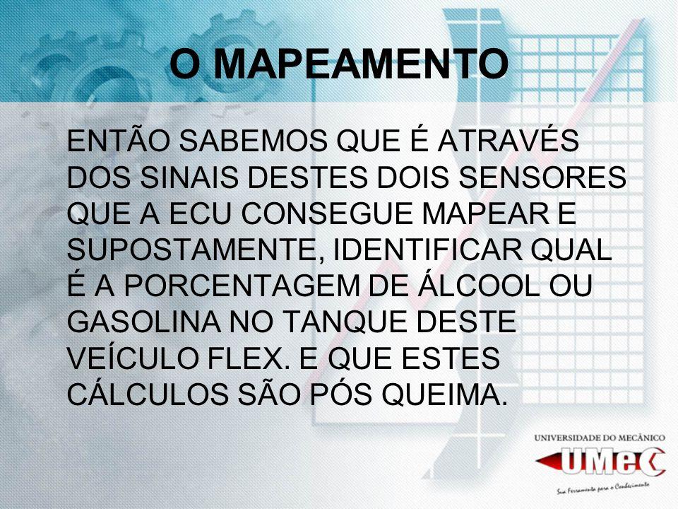 O MAPEAMENTO