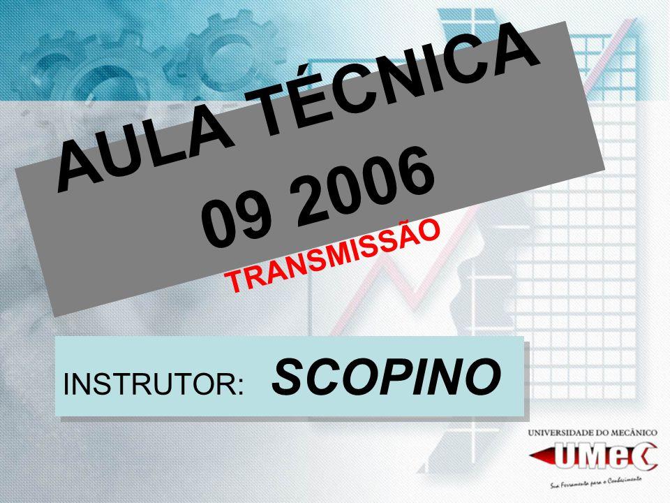 AULA TÉCNICA 09 2006 TRANSMISSÃO