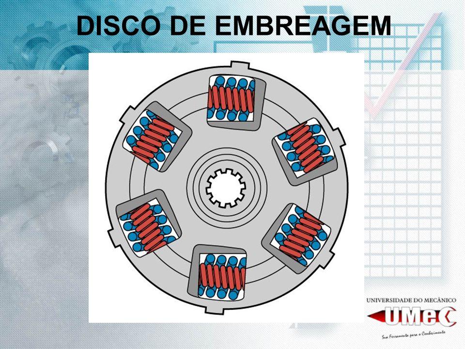DISCO DE EMBREAGEM