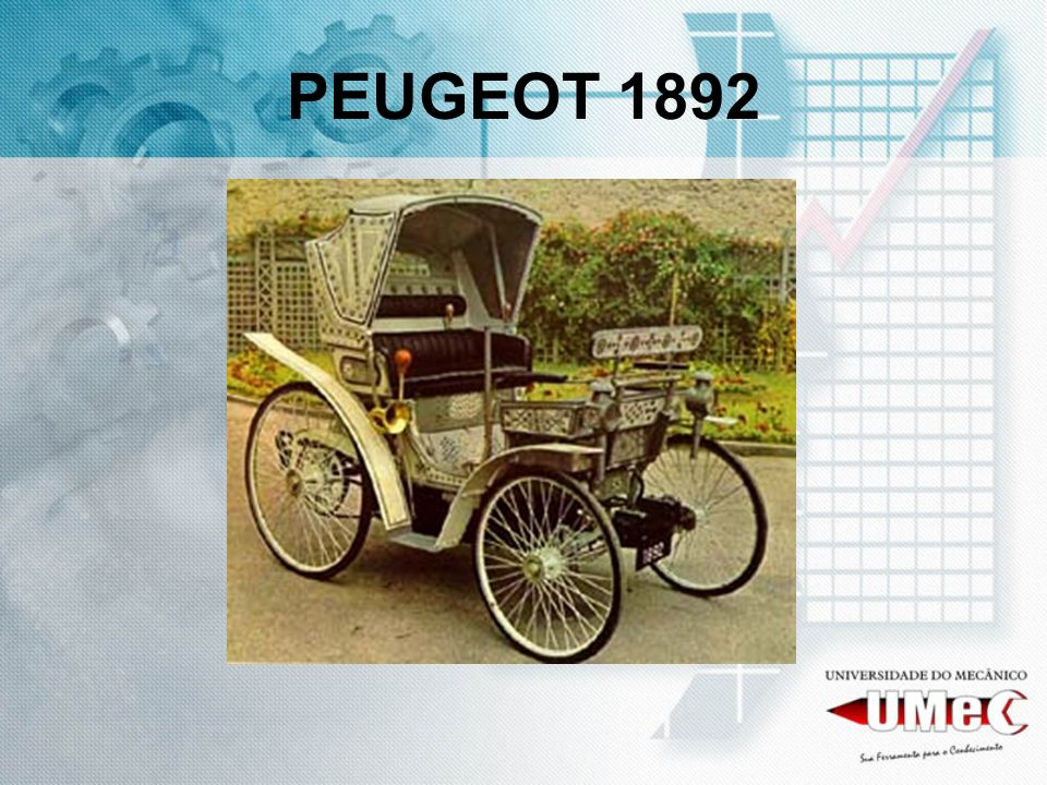 PEUGEOT 1892