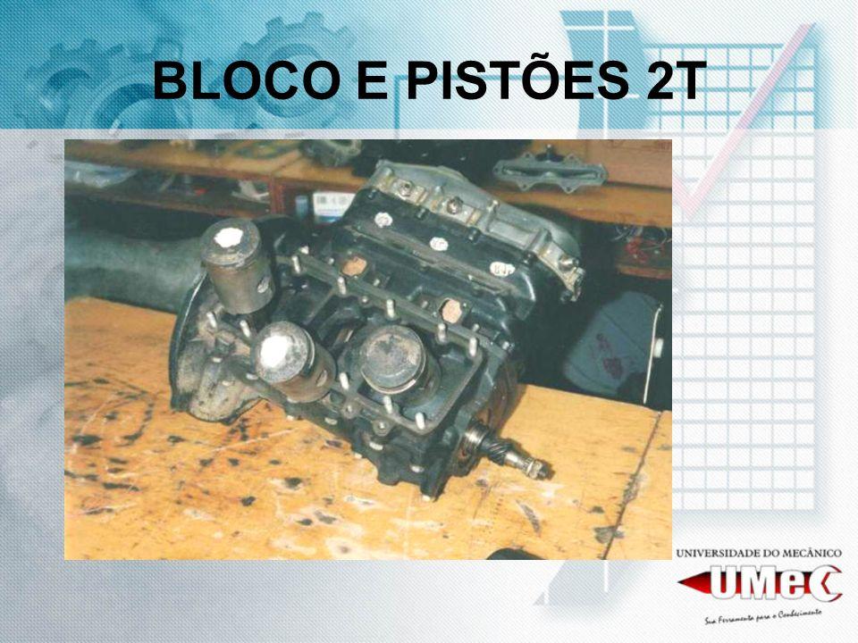 BLOCO E PISTÕES 2T
