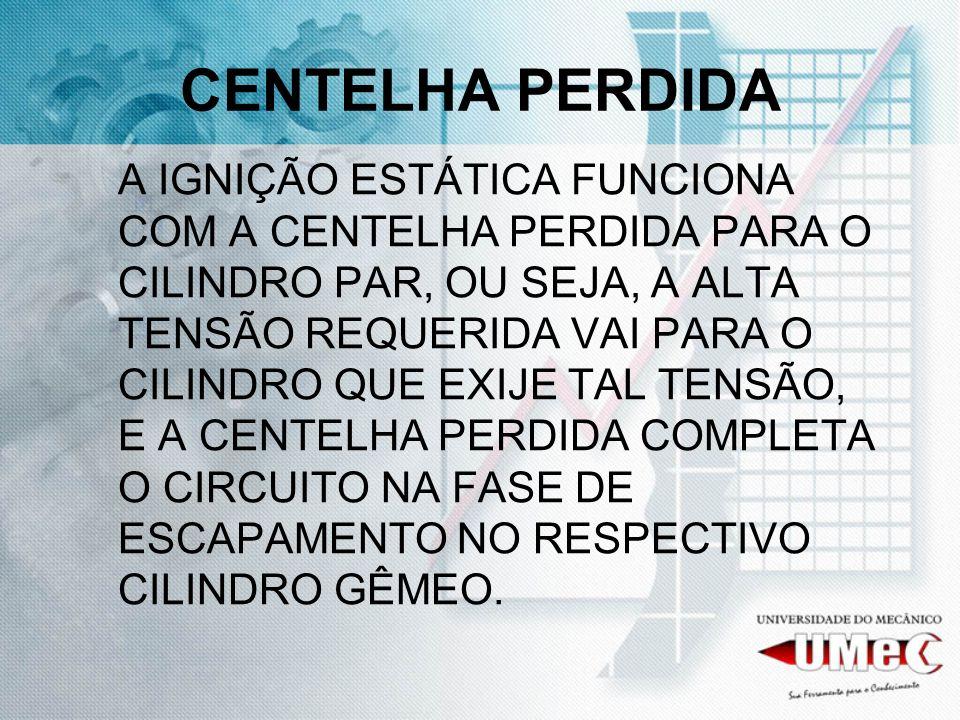 CENTELHA PERDIDA