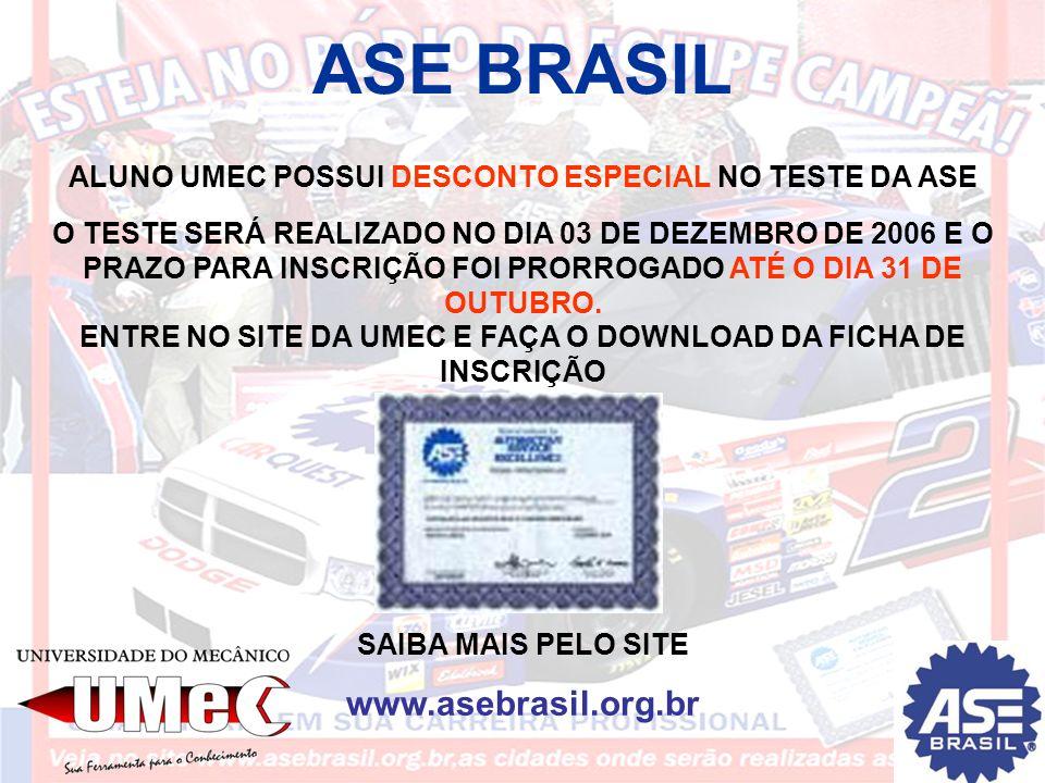 ASE BRASIL www.asebrasil.org.br
