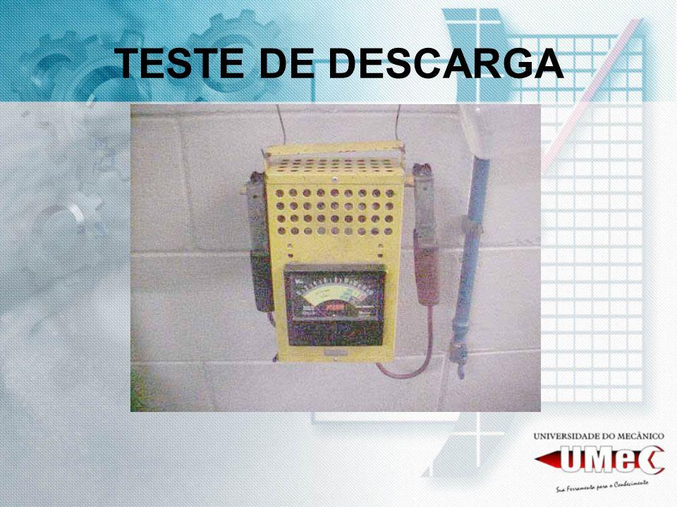 TESTE DE DESCARGA