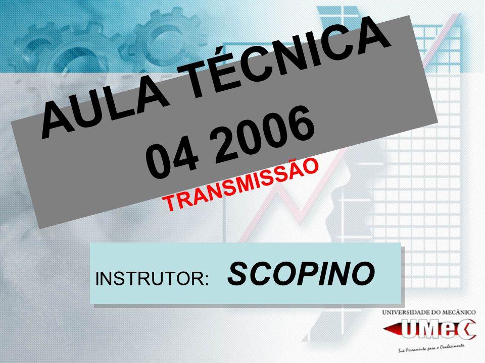 AULA TÉCNICA 04 2006 TRANSMISSÃO