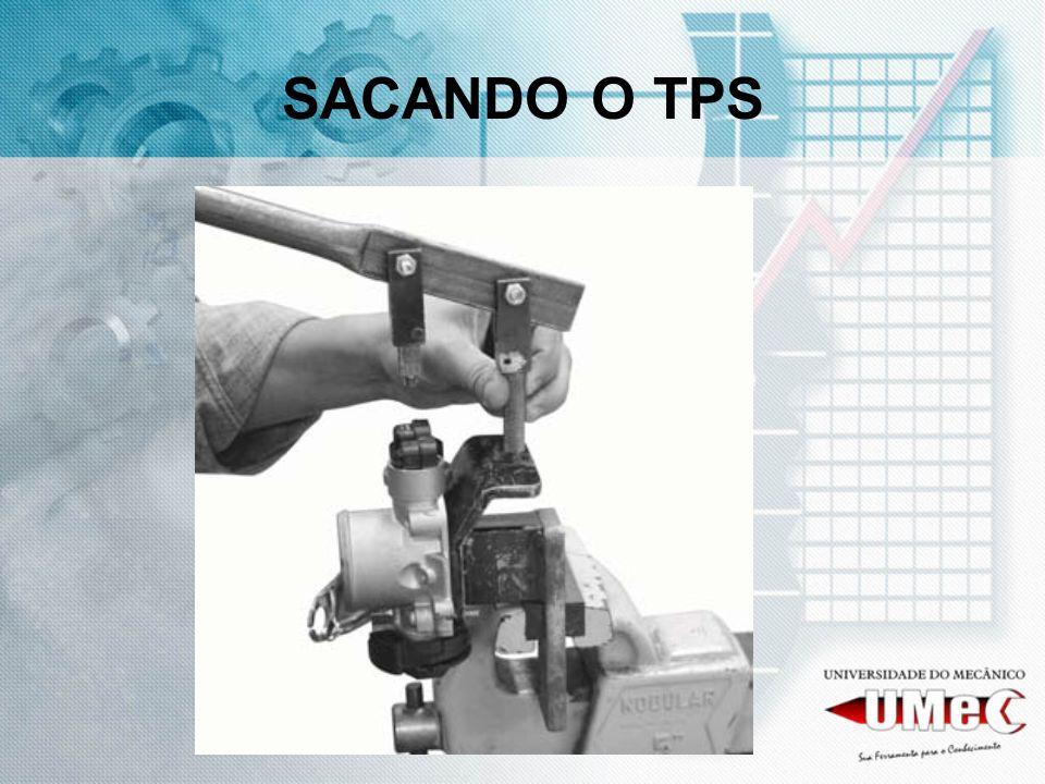 SACANDO O TPS