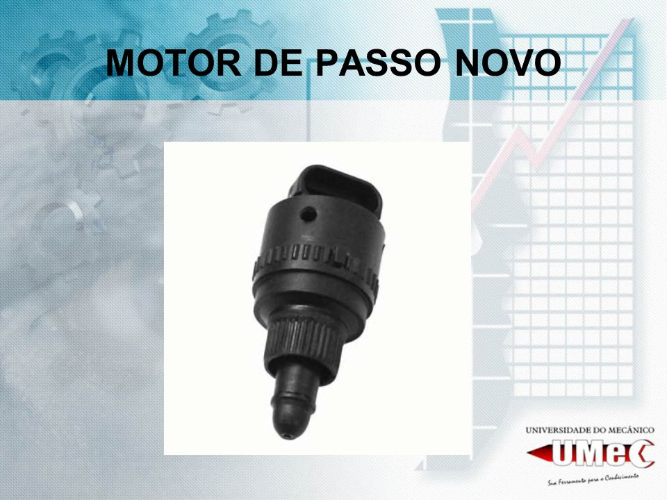 MOTOR DE PASSO NOVO