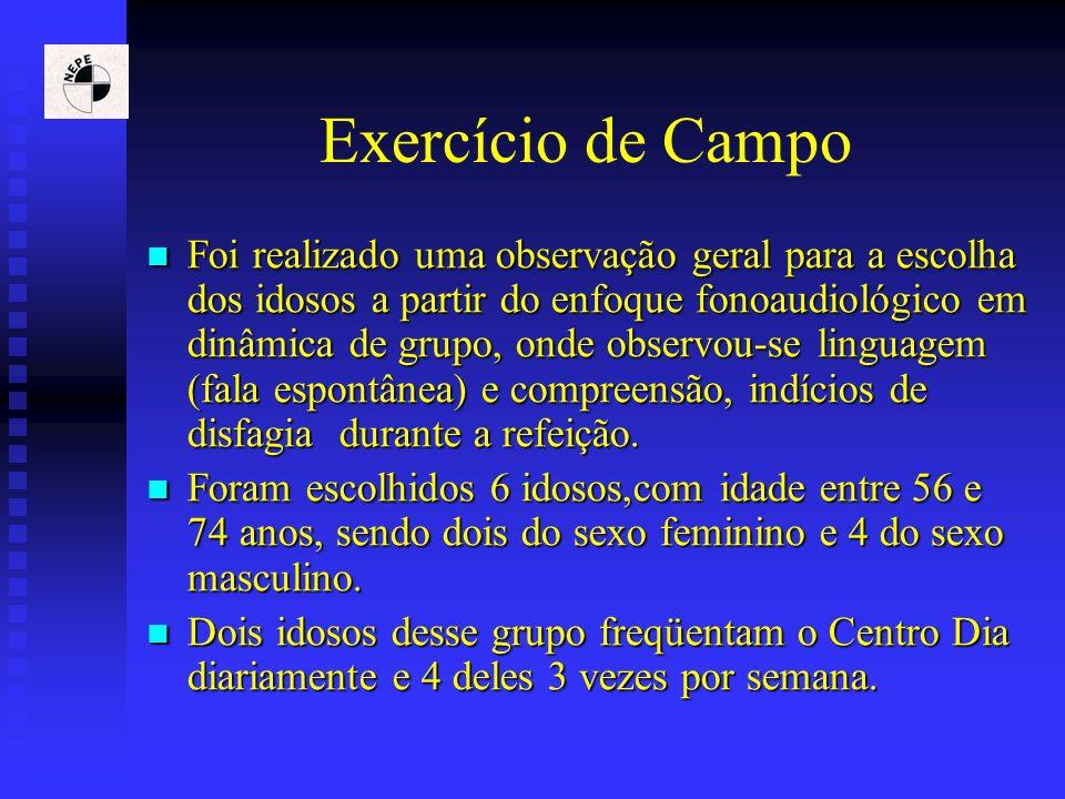 Exercício de Campo
