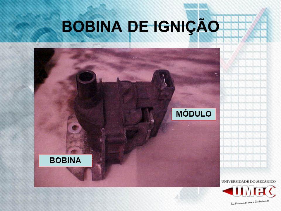 BOBINA DE IGNIÇÃO MÓDULO BOBINA