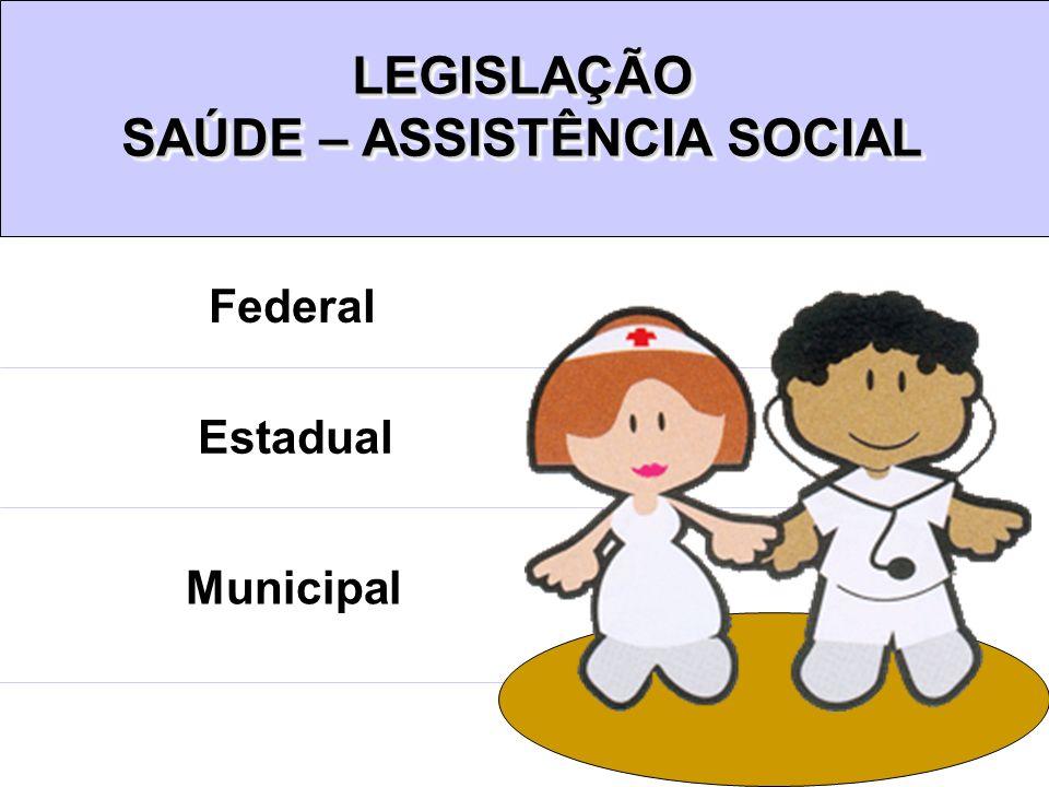 SAÚDE – ASSISTÊNCIA SOCIAL