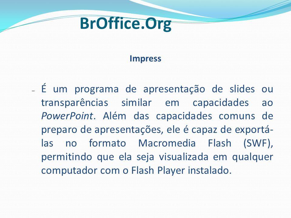 1515 BrOffice.Org. Impress.