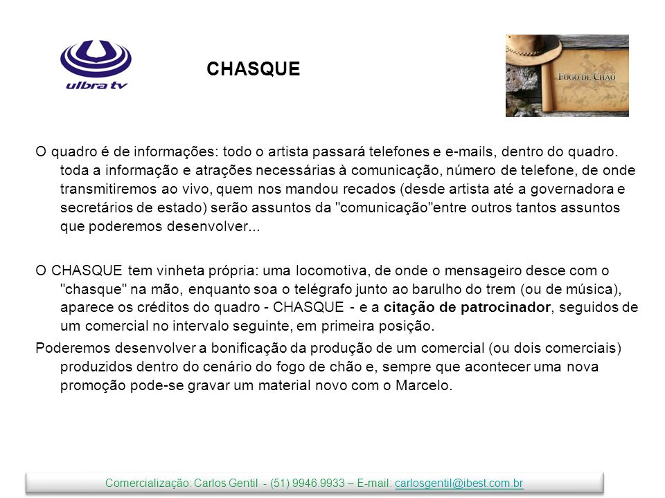 CHASQUE
