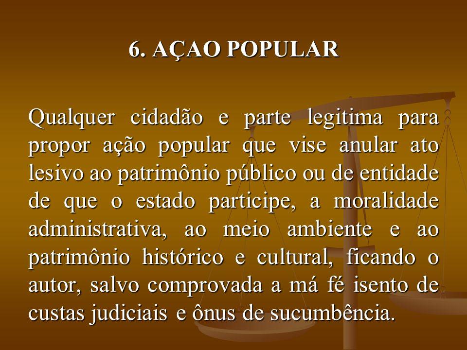 AÇAO POPULAR