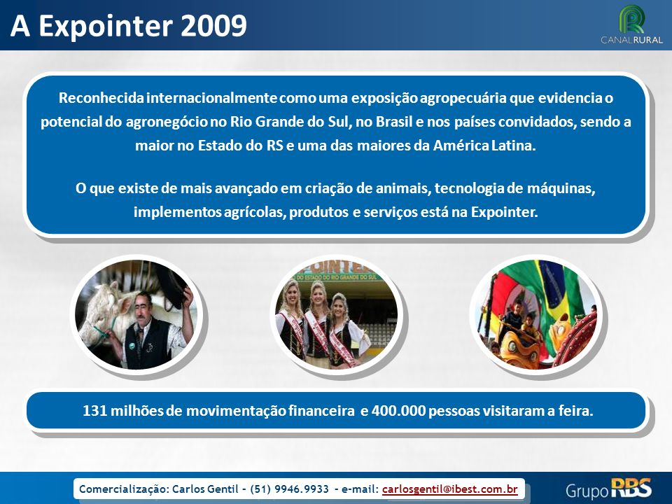 A Expointer 2009