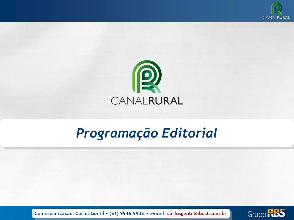 Programação Editorial
