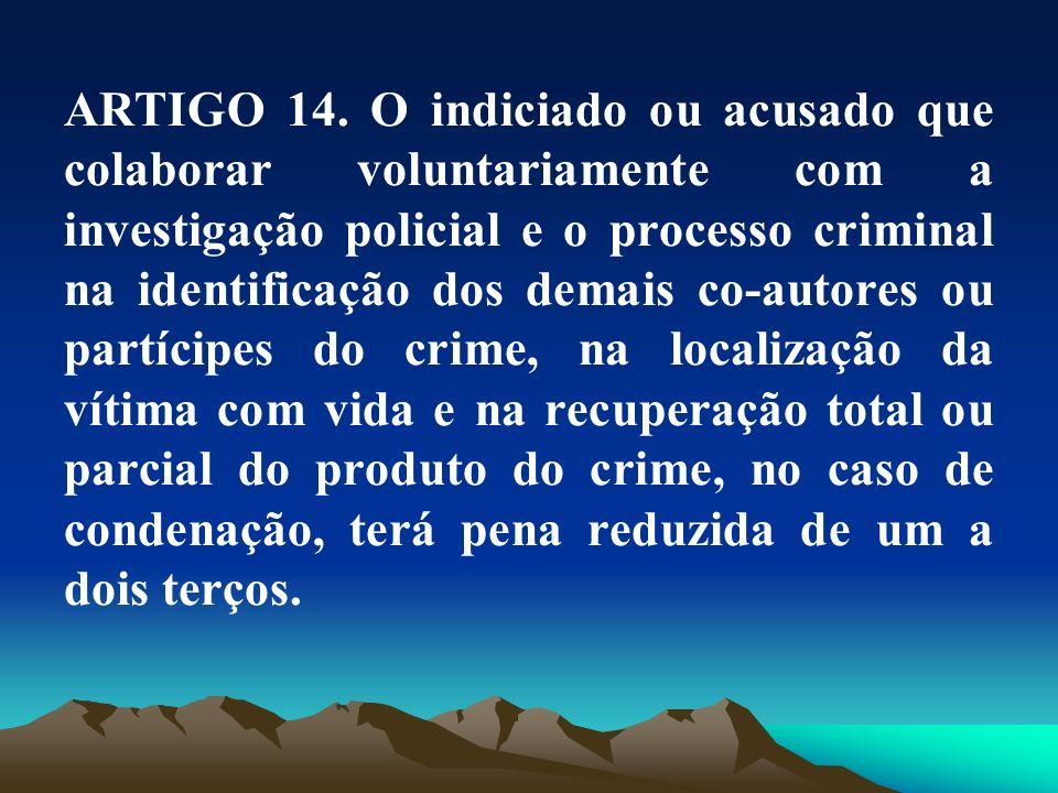 ARTIGO 14.