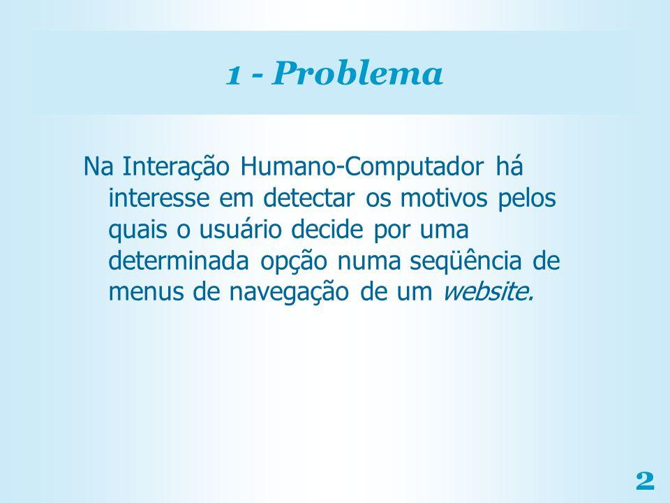 1 - Problema