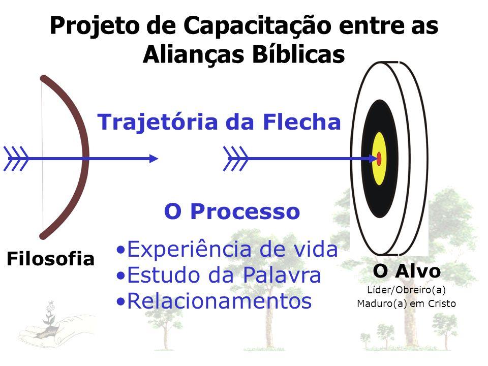 Projeto de Capacitação entre as Alianças Bíblicas