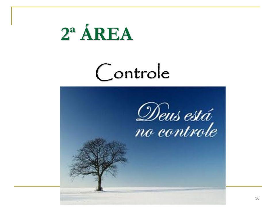 2ª ÁREA Controle