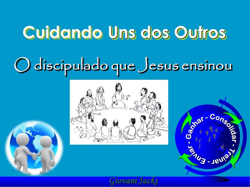 O discipulado que Jesus ensinou