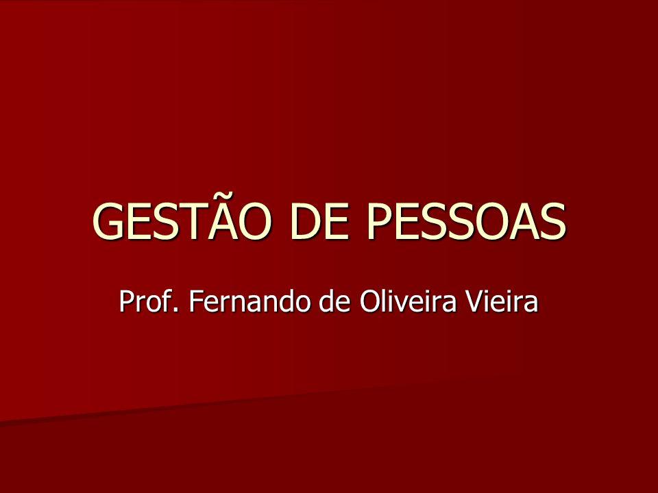Prof. Fernando de Oliveira Vieira