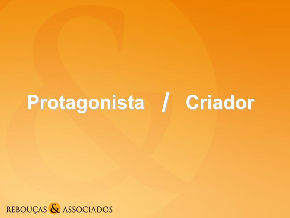 / Protagonista Criador